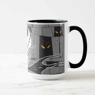 Jack Skellington | Spooky Eye Background Mug