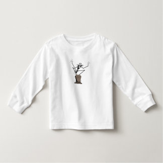 Jack Skellington   Standing on Headstone Toddler T-shirt