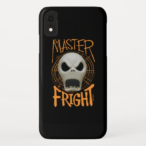 Jack Skellington the Master of Fright iPhone XR Case