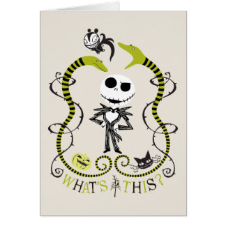 Jack Skellington | What's This? Card