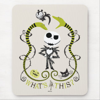 Jack Skellington | What's This? Mouse Pad