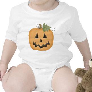 Jack sonriente lindo O'lantern Trajes De Bebé