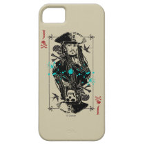 Jack Sparrow - A Wanted Man iPhone SE/5/5s Case