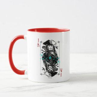 Jack Sparrow - A Wanted Man Mug
