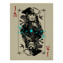 Jack Sparrow - A Wanted Man Poster