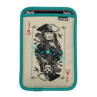 Jack Sparrow - A Wanted Man Sleeve For iPad Mini