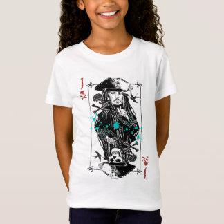 Jack Sparrow - A Wanted Man T-Shirt