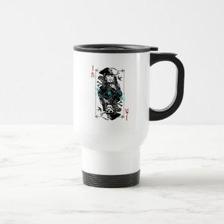 Jack Sparrow - A Wanted Man Travel Mug