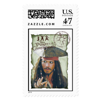 Jack Sparrow Adventure Postage