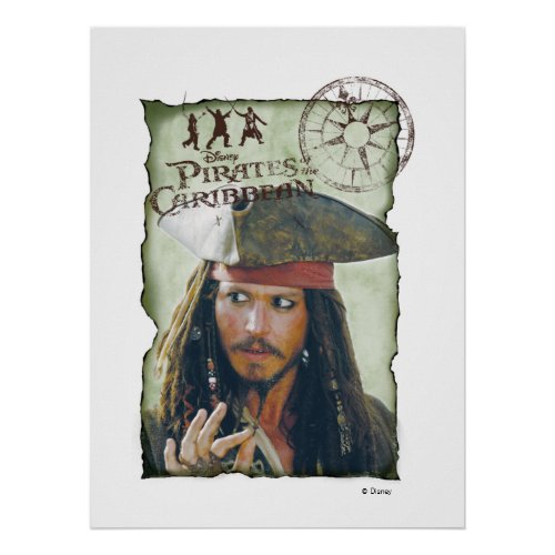 Jack Sparrow Adventure print