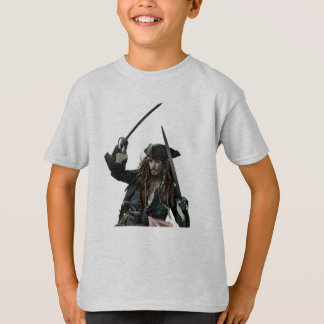 Jack Sparrow Bust T-Shirt