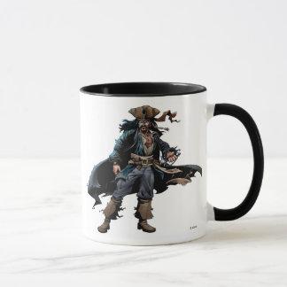 Jack Sparrow Concept Art Mug