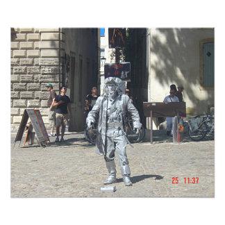 Jack Sparrow in Avignon Photo Print