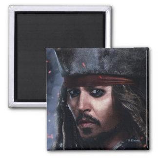 Jack Sparrow - Legendary Pirate Magnet