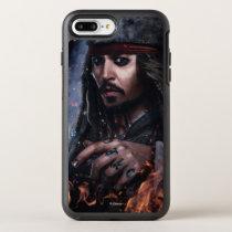Jack Sparrow - Legendary Pirate OtterBox Symmetry iPhone 7 Plus Case