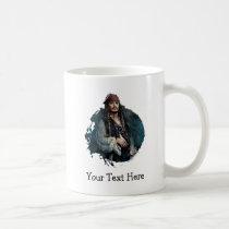 Jack Sparrow Portrait 2 Coffee Mug