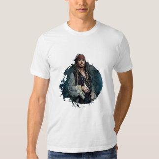 Jack Sparrow Portrait 2 T Shirt