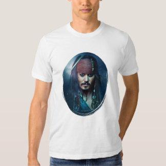 Jack Sparrow Portrait Shirt