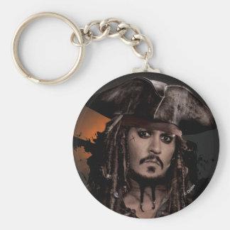 Jack Sparrow - Rogue Keychain