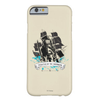 Jack Sparrow - Trickster of the Caribbean Barely There iPhone 6 Case