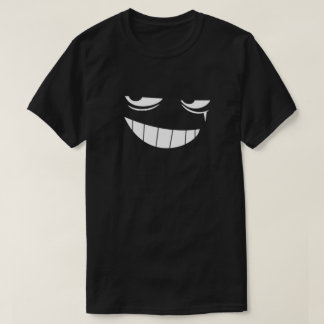 Jack Spicer face silhouette Tshirt