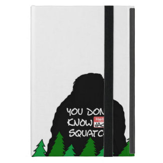Jack Squatch Cover For iPad Mini