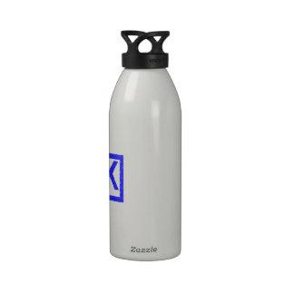 Jack Stamp Reusable Water Bottles