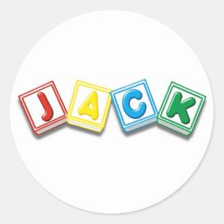 Jack Stickers
