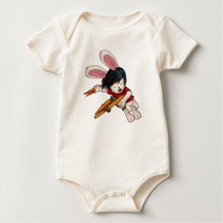 Jack Stompingtail from Zombie Squash Baby Bodysuit