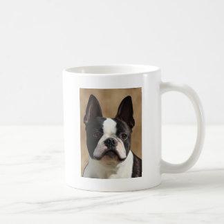 Jack the Boston Classic White Coffee Mug