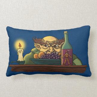 jack the giant classic fairytale art pillow
