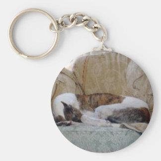 Jack the Greyhound Keychains