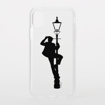 Jack the Lamplighter Silhouette Speck iPhone XS Case