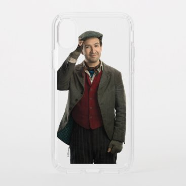Jack the Lamplighter Speck iPhone XS Case