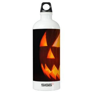 JACK THE LANTERN (Halloween Pumpkin) ~ SIGG Traveler 1.0L Water Bottle