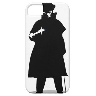 Jack the Ripper Funda Para iPhone 5 Barely There