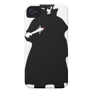 Jack the Ripper iPhone 4 Case-Mate Coberturas