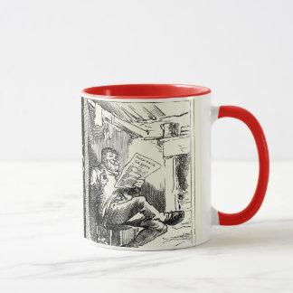 Jack the Ripper - Is Detection A Failure, 1888 Mug