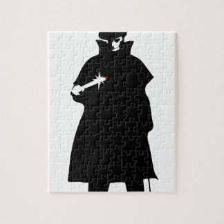Jack The Ripper Jigsaw Puzzle