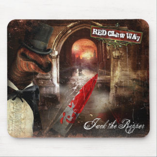 Jack the Ripper Mousemat Mouse Pad