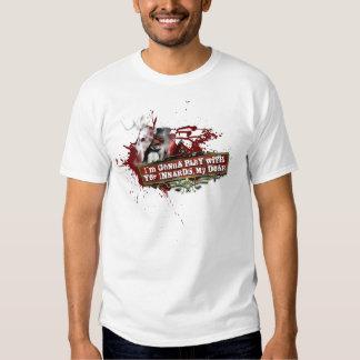 Jack the Ripper Sock Puppet T-shirt