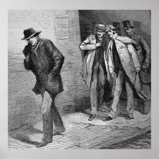 Jack the Ripper  The Whitechapel Murderer Posters