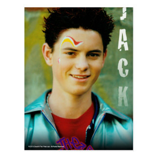 Jack The Tribe Postcard