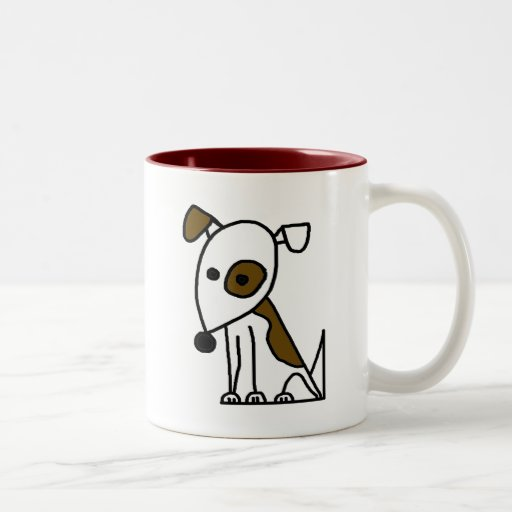 Jack Two-Tone Coffee Mug