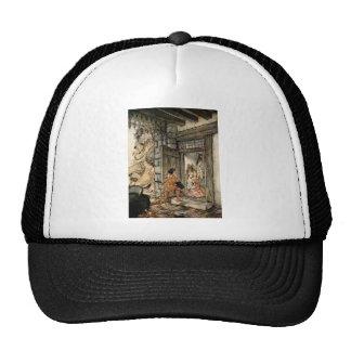 Jack Unlocked All The Doors Trucker Hat