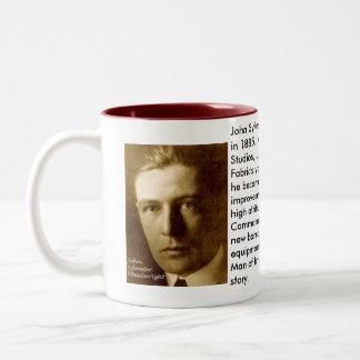 Jack Wheelwright mug