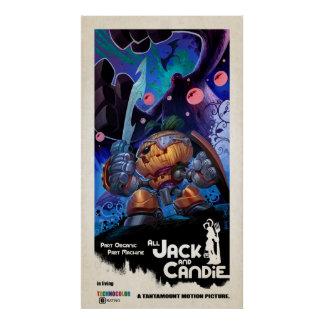 Jack y Candie V1 Póster