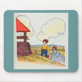 Jack y Jill fueron encima de la colina Tapete De Ratones