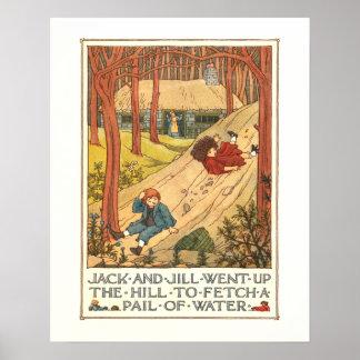 Jack y Jill Posters