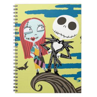 Jack y luna de Sally Libretas Espirales
